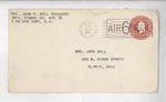 Jack P. Bell World War Two Correspondence #583