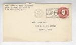 Jack P. Bell World War Two Correspondence #584