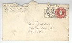 Jack P. Bell World War Two Correspondence #585