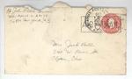 Jack P. Bell World War Two Correspondence #585