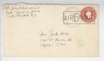 Jack P. Bell World War Two Correspondence #586