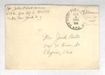Jack P. Bell World War Two Correspondence #588
