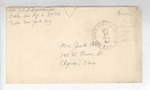 Jack P. Bell World War Two Correspondence #589