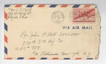 Jack P. Bell World War Two Correspondence #590