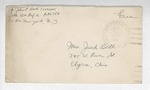 Jack P. Bell World War Two Correspondence #591