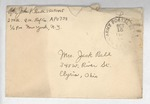 Jack P. Bell World War Two Correspondence #592
