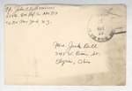 Jack P. Bell World War Two Correspondence #594