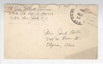 Jack P. Bell World War Two Correspondence #595