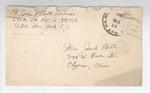 Jack P. Bell World War Two Correspondence #595