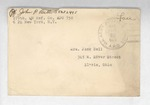 Jack P. Bell World War Two Correspondence #596