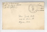 Jack P. Bell World War Two Correspondence #598