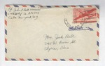 Jack P. Bell World War Two Correspondence #599