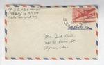 Jack P. Bell World War Two Correspondence #599