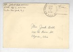 Jack P. Bell World War Two Correspondence #600