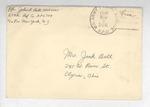 Jack P. Bell World War Two Correspondence #600