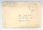 Jack P. Bell World War Two Correspondence #601