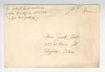 Jack P. Bell World War Two Correspondence #602