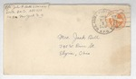 Jack P. Bell World War Two Correspondence #604