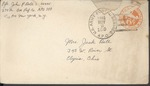Jack P. Bell World War Two Correspondence #605