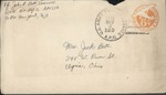 Jack P. Bell World War Two Correspondence #606