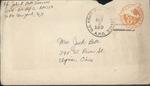 Jack P. Bell World War Two Correspondence #606