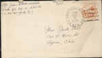 Jack P. Bell World War Two Correspondence #607