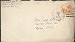 Jack P. Bell World War Two Correspondence #608