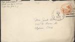 Jack P. Bell World War Two Correspondence #608