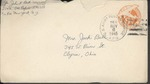 Jack P. Bell World War Two Correspondence #609