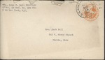Jack P. Bell World War Two Correspondence #612