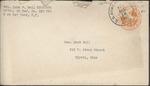 Jack P. Bell World War Two Correspondence #612