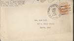 Jack P. Bell World War Two Correspondence #613