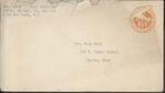 Jack P. Bell World War Two Correspondence #614