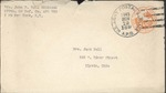 Jack P. Bell World War Two Correspondence #615