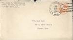 Jack P. Bell World War Two Correspondence #615
