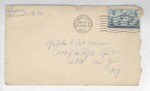 Jack P. Bell World War Two Correspondence #616