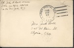 Jack P. Bell World War Two Correspondence #617