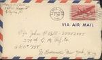 Jack P. Bell World War Two Correspondence #618