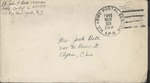 Jack P. Bell World War Two Correspondence #619