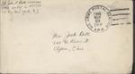 Jack P. Bell World War Two Correspondence #619