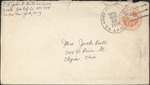 Jack P. Bell World War Two Correspondence #620