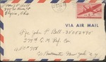 Jack P. Bell World War Two Correspondence #622