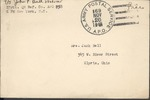 Jack P. Bell World War Two Correspondence #623