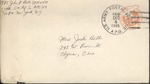 Jack P. Bell World War Two Correspondence #627