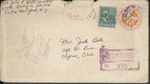 Jack P. Bell World War Two Correspondence #628