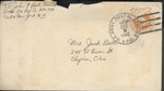 Jack P. Bell World War Two Correspondence #630