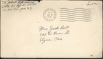 Jack P. Bell World War Two Correspondence #632