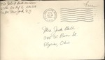 Jack P. Bell World War Two Correspondence #633