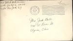 Jack P. Bell World War Two Correspondence #633