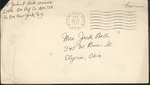 Jack P. Bell World War Two Correspondence #634